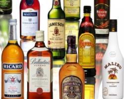 băuturi spirtoase)