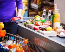 vânzări alimente