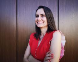 Ana-Maria Duduleanu, Head of Marketing Nutricia