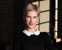 Andreea Marincescu. Marketing Director Intersnack CEE