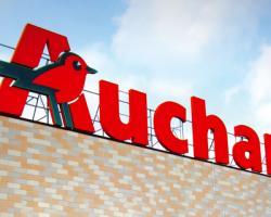 Auchan store