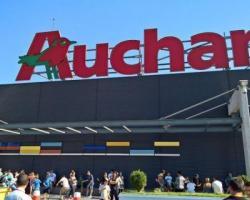 magazin Auchan