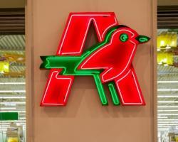Siglă Auchan