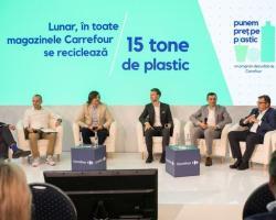 Carrefour program reciclare plastic