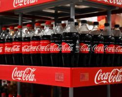 vanzarile Coca-Cola