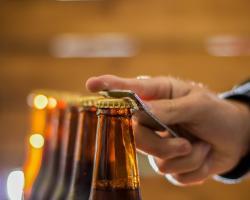 Consum alcool români