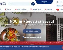 platforma de comenzi online cora