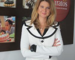Gabriela Beres, Director Regional Puratos Europa de Est