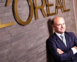 Gilles Antoine, CEO L'Oréal România