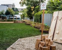 Grădină urbană Kaufland