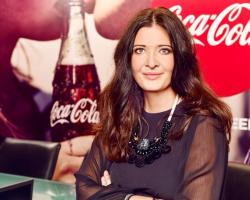 Lana Popovic, Coca-Cola Company