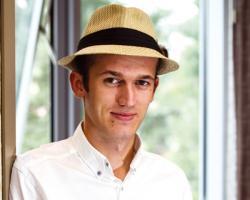 Razvan Rusu, proprietar Dulceata lu' Razvan